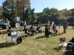 ブラスバンド同好会の演奏