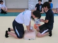 救命救急講習会
