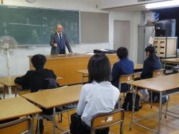 体験授業(身近な日本史)