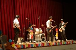 3年生の有志バンド最後の演奏