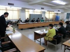 鶴ヶ島清風高等学校と地域の連携協議会