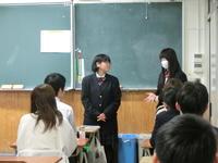 生徒の体験談