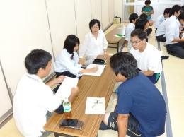 卒業生からのお話(医療系)