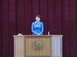 森川先生の講演